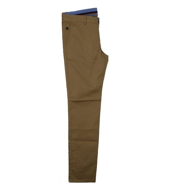 Endeson 400 Ανδρικό Παντελόνι Μπέζ Σκούρο 5