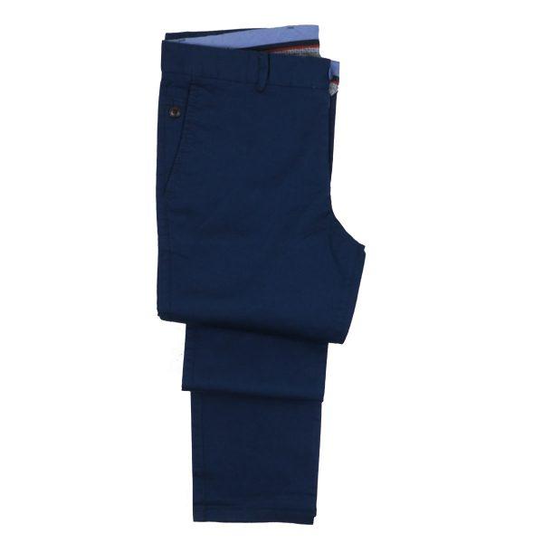 Endeson 400 Ανδρικό Παντελόνι Μπλέ Ρουά 3