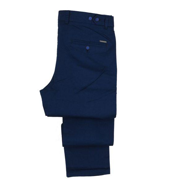 Endeson 400 Ανδρικό Παντελόνι Μπλέ Ρουά 6