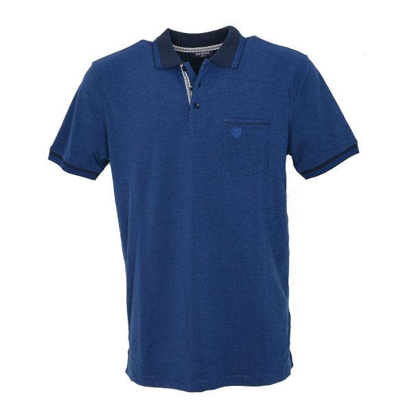 Pre End 27-100287 Elroy 7050 Ανδρική Μπλούζα Μπλέ 3