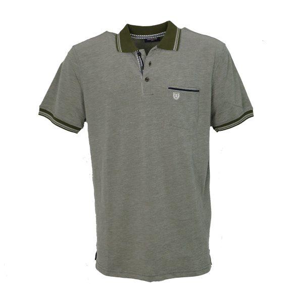 Pre End 27-100287 Elroy 5035 Ανδρική Μπλούζα Λαδί 3