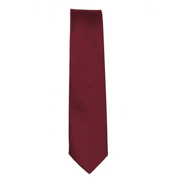 Privato 92 Ανδρική Γραβάτα Μπορντό 3