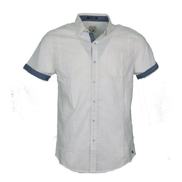 Privato 3221-5 Ανδρικό Πουκάμισο Λευκό 6