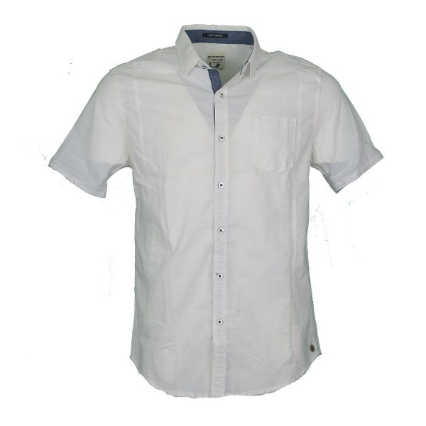 Privato 3221-5 Ανδρικό Πουκάμισο Λευκό 3