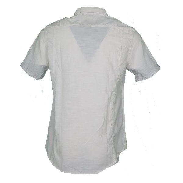 Privato 3221-5 Ανδρικό Πουκάμισο Λευκό 4