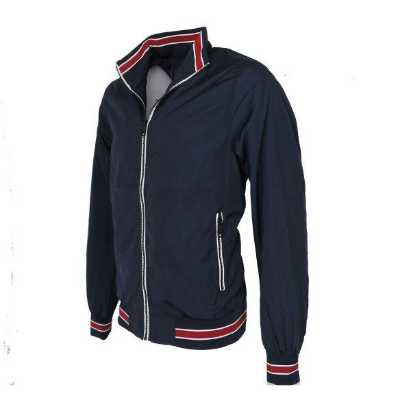 New York Tailors 022.17.JERROD Ανδρικό Μπουφάν Μπλέ 5