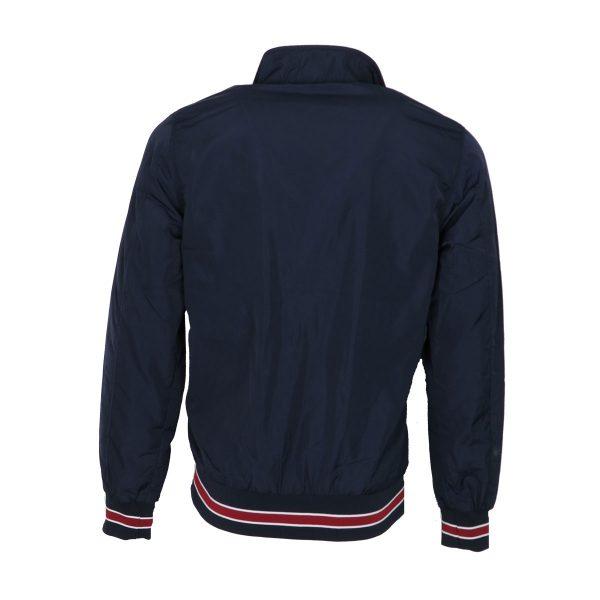 New York Tailors 022.17.JERROD Ανδρικό Μπουφάν Μπλέ 4