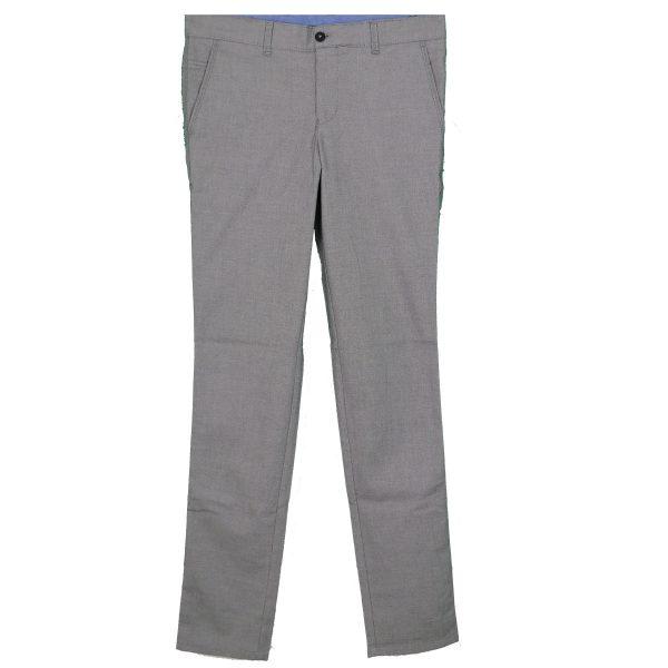 ENDESON 950 Ανδρικό Παντελόνι Γκρί Ανοιχτό 3
