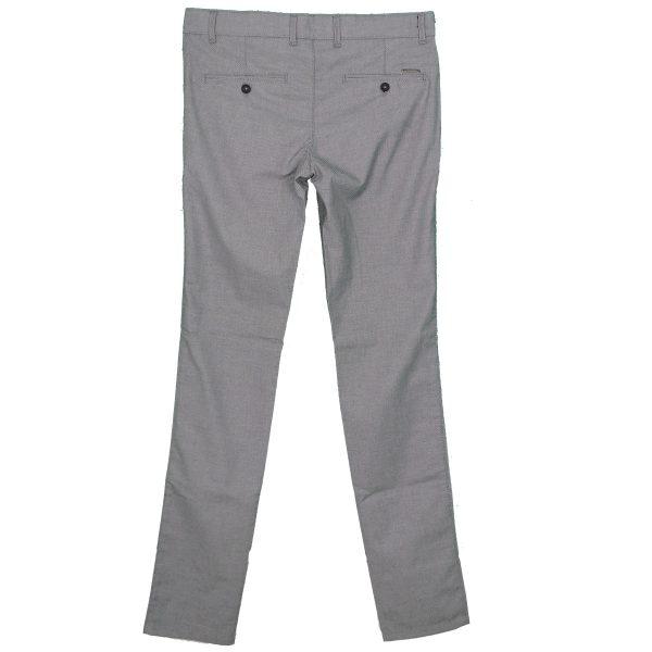 ENDESON 950 Ανδρικό Παντελόνι Γκρί Ανοιχτό 5