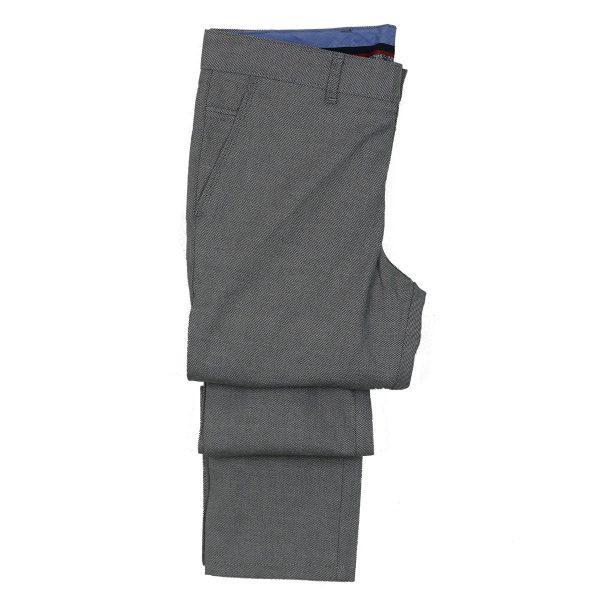 ENDESON 950 Ανδρικό Παντελόνι Γκρί Ανοιχτό 6
