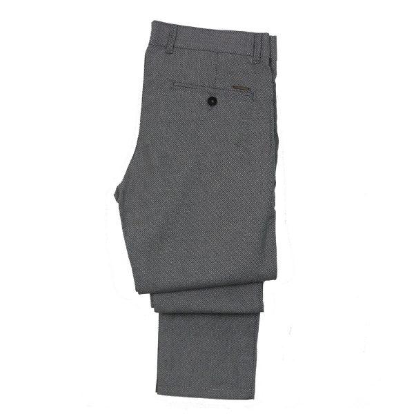 ENDESON 950 Ανδρικό Παντελόνι Γκρί Ανοιχτό 8