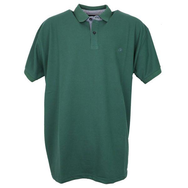 Everbest 20842-3 Ανδρική Μπλούζα Πράσινο Big Size 3