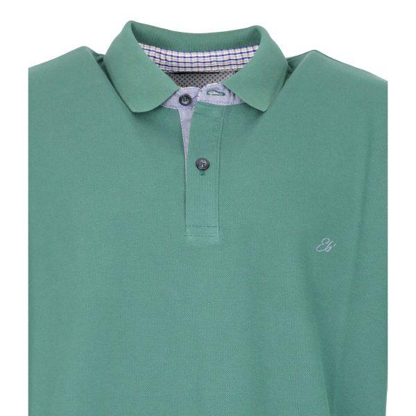 Everbest 20842-3 Ανδρική Μπλούζα Πράσινο Big Size 4