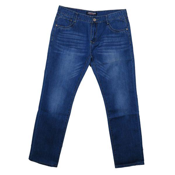 Privato 2476 Ανδρικό Παντελόνι Μπλέ Τζίν 6