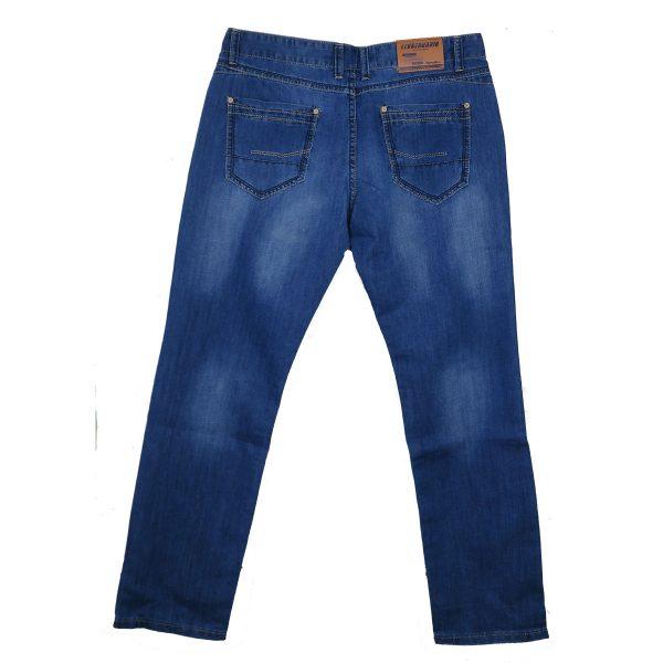 Privato 2476 Ανδρικό Παντελόνι Μπλέ Τζίν 7