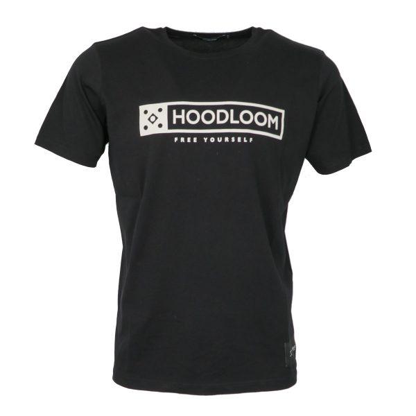 HOODLOOM HWB-1-20 Ανδρική Μπλούζα Μαύρη 3
