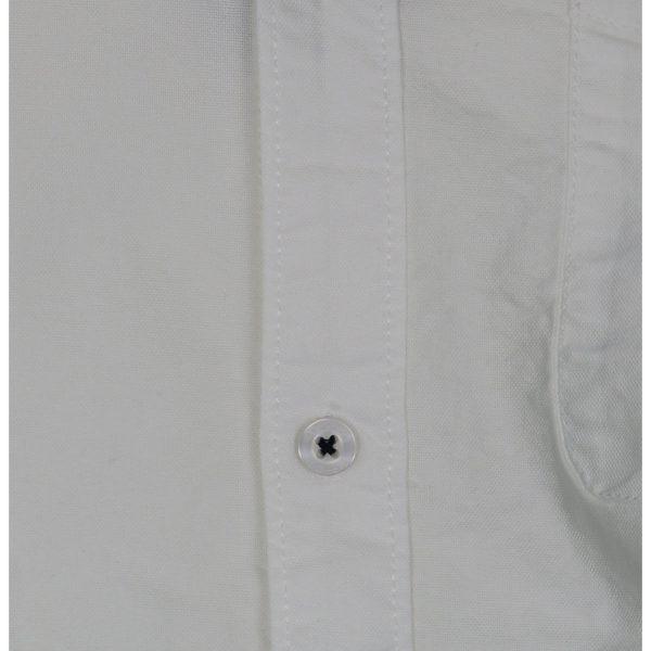 Tiffosi 10013483-001 Ανδρικό Πουκάμισο Λευκό 4