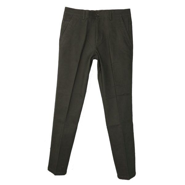 Privato H631-5 Ανδρικό Παντελόνι Λαδί 3