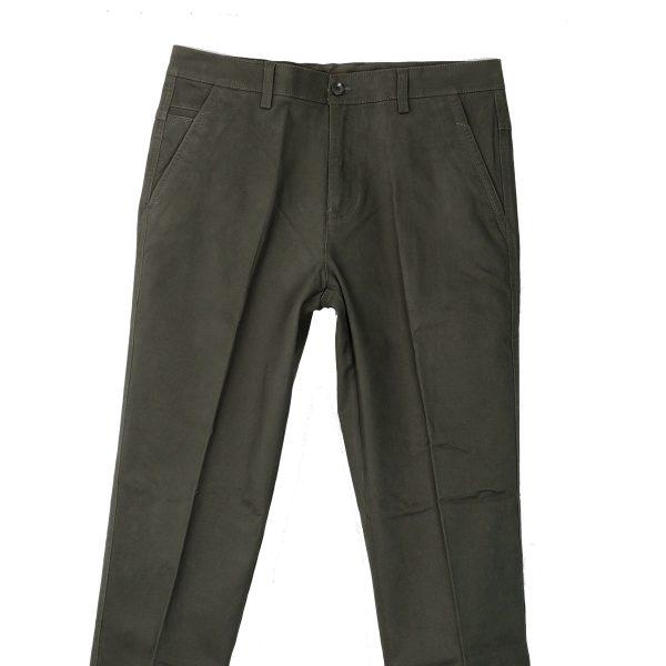 Privato H631-5 Ανδρικό Παντελόνι Λαδί 5