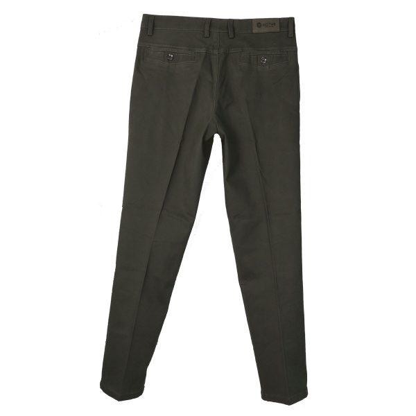 Privato H631-5 Ανδρικό Παντελόνι Λαδί 6