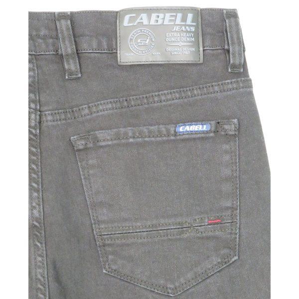 Cabell 617 Ανδρικό Παντελόνι Τζίν Μαύρο 5