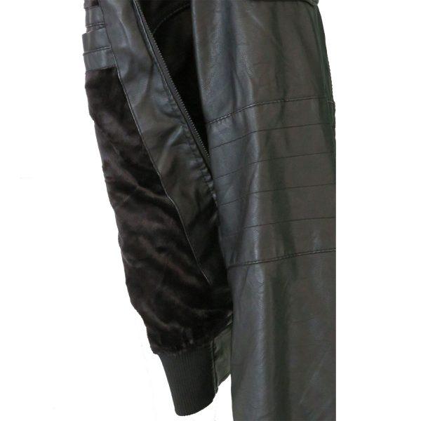 Hi Jack 420-E Ανδρικό Μπουφάν Μαύρο 4