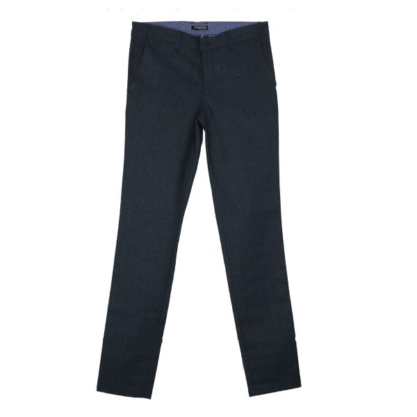 ENDESON 645 Ανδρικό Παντελόνι Μπλέ 3