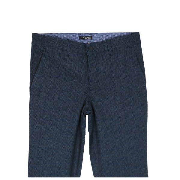 ENDESON 645 Ανδρικό Παντελόνι Μπλέ 7