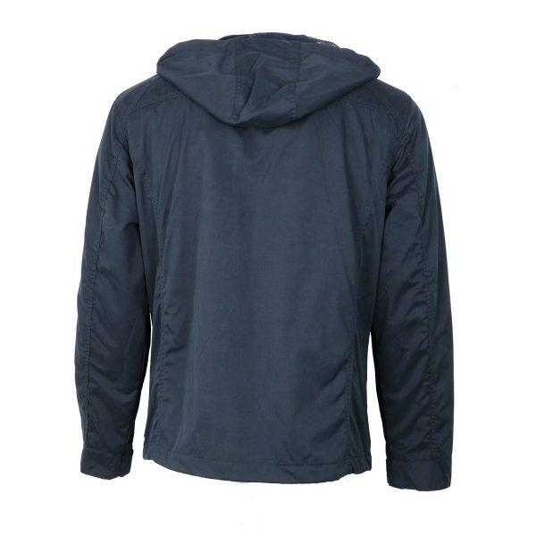 Inox Jackets 20102 Ανδρικό Μπουφάν  Με ΚουκούλαΜπλέ 7