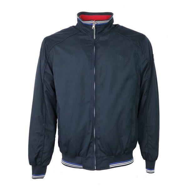 Inox Jackets 20100 Ανδρικό Μπουφάν Διπλής Όψεως Μπλέ 3