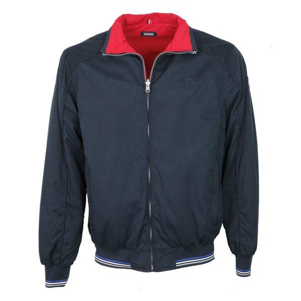 Inox Jackets 20100 Ανδρικό Μπουφάν Διπλής Όψεως Μπλέ 4
