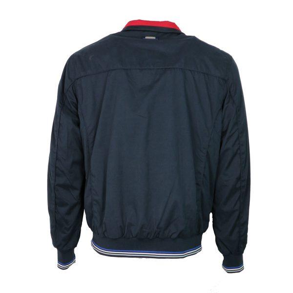 Inox Jackets 20100 Ανδρικό Μπουφάν Διπλής Όψεως Μπλέ 5