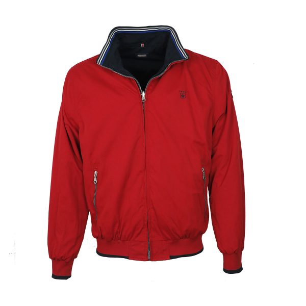 Inox Jackets 20100 Ανδρικό Μπουφάν Διπλής Όψεως Μπλέ 6