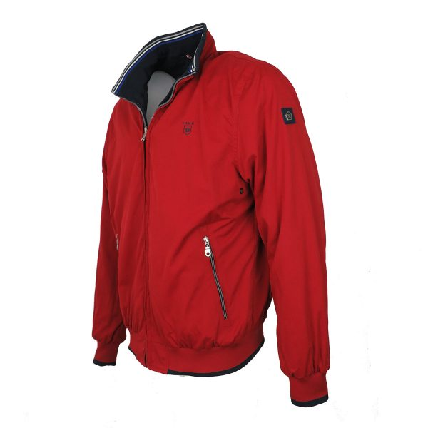 Inox Jackets 20100 Ανδρικό Μπουφάν Διπλής Όψεως Μπλέ 7