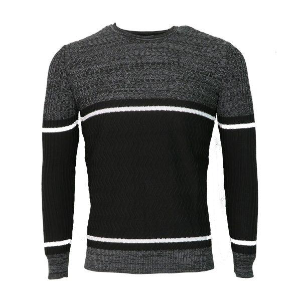 ENDESON 160 Ανδρική Μπλούζα Μαύρη 3