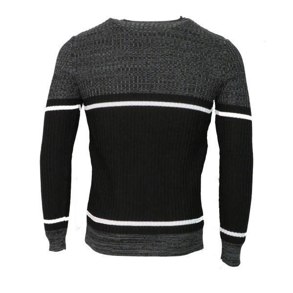 ENDESON 160 Ανδρική Μπλούζα Μαύρη 4