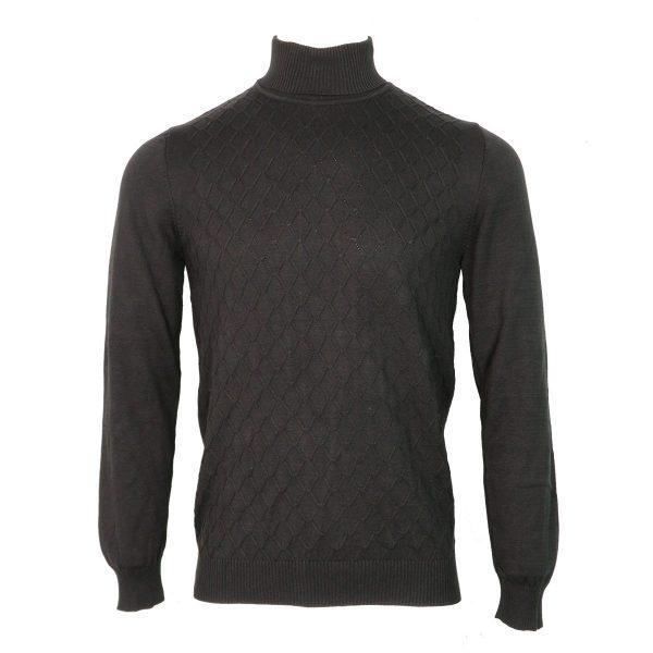 ENDESON 150 Ανδρική Μπλούζα Ζιβάγκο Μαύρο 3