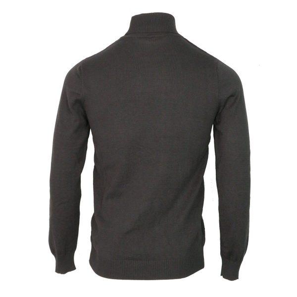 ENDESON 150 Ανδρική Μπλούζα Ζιβάγκο Μαύρο 4