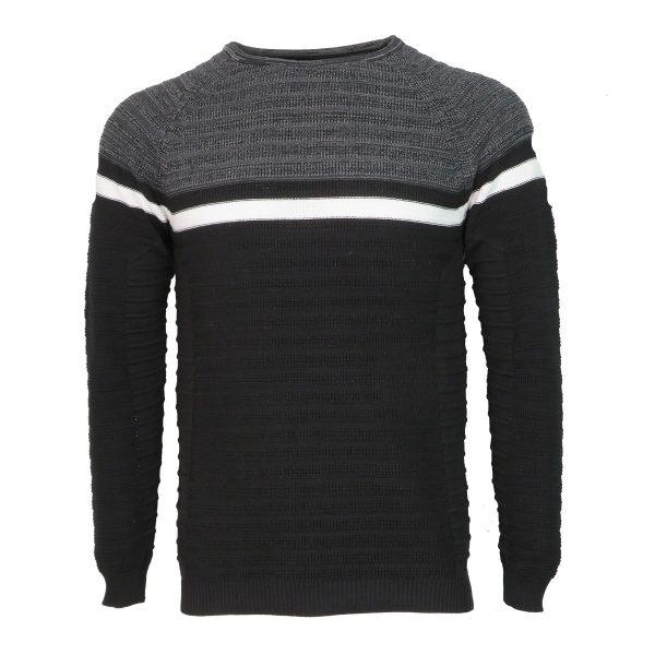 ENDESON 170 Ανδρική Μπλούζα Μαύρη 3