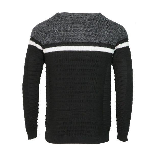 ENDESON 170 Ανδρική Μπλούζα Μαύρη 4