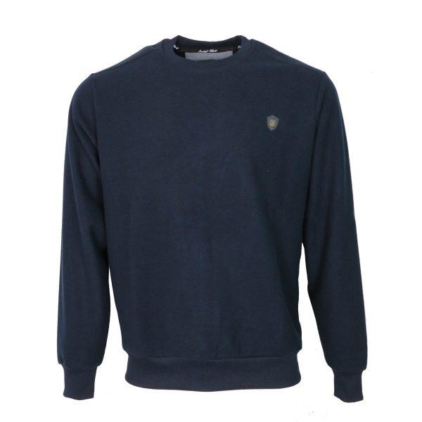 Everbest 211015-0 Ανδρική Μπλούζα Μπλέ 3