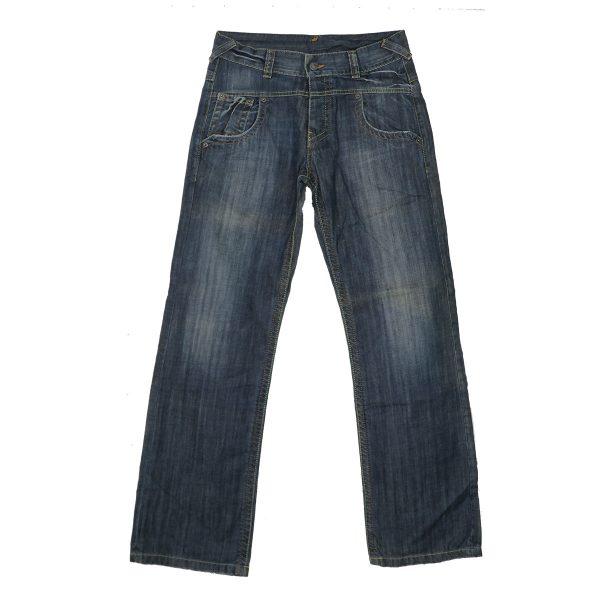 AMERIKANINO 2/A9084M5 Ανδρικό Παντελόνι Τζίν Μπλέ 3