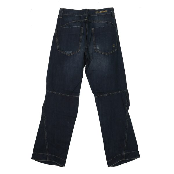 AMERIKANINO 2/A9030ΜΝ Ανδρικό Παντελόνι τζίν Μπλέ 5