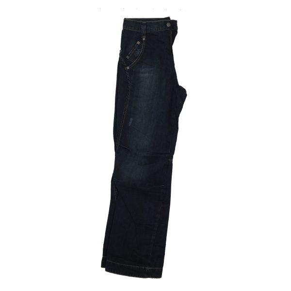AMERIKANINO 2/A9030ΜΝ Ανδρικό Παντελόνι τζίν Μπλέ 4