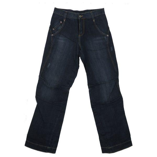 AMERIKANINO 2/A9030ΜΝ Ανδρικό Παντελόνι τζίν Μπλέ 3