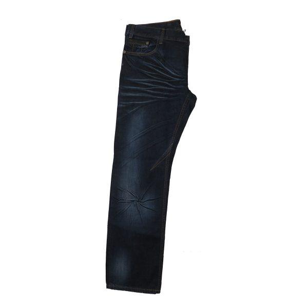 CHRIS SOYL JW-606 Ανδρικό παντελόνι Τζίν Μπλέ 5