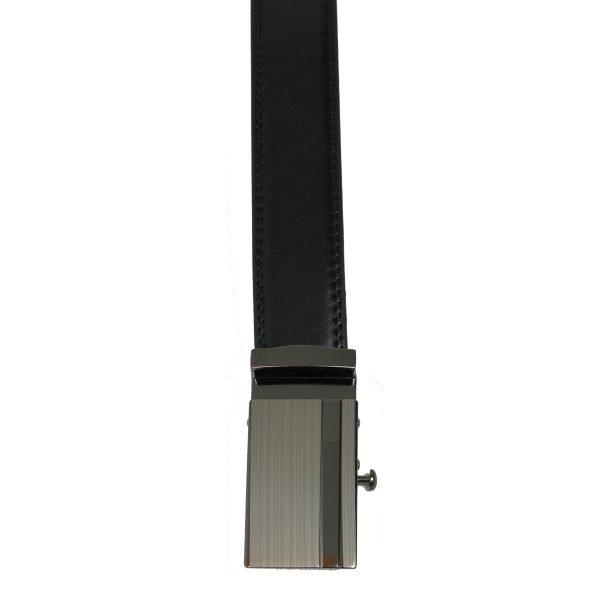 Privato F-1973-3.5 Ανδρική Ζώνη Μαύρη 3