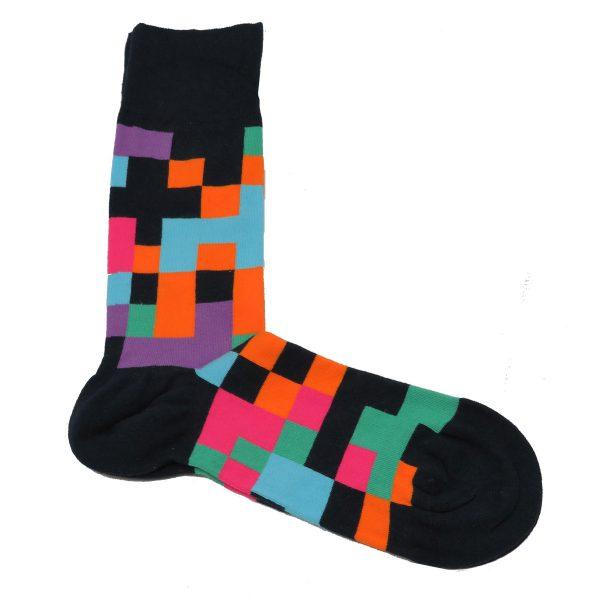 Privato K23 Ανδρική Κάλτσα Μπλέ 3
