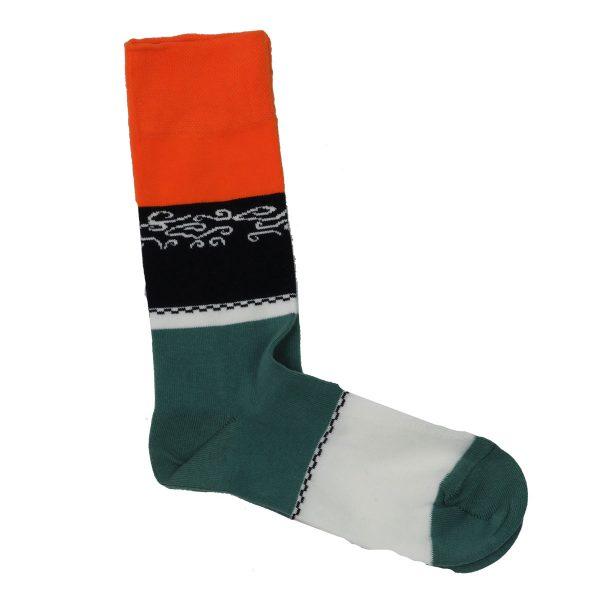 Privato K34 Ανδρική Κάλτσα Πράσινο 3