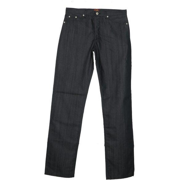 Reflex 501  Ανδρικό Παντελόνι Μαύρο 3